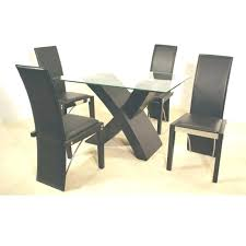 glass table and 4 chairs interesting 4 chair glass dining table glass dining sets 4 chairs 8 chair glass dining table ikea glass table 4 chairs