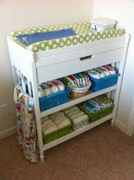 Best 25 Diaper Organization Ideas On Pinterest   Nursery Storage Throughout Diaper  Caddy For Changing Table