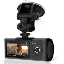 Blaupunkt BPDV142 Car <b>HD Dual Camera</b> DashCam with GPS ...