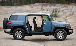 2014 Toyota FJ Cruiser - Information and photos - ZombieDrive