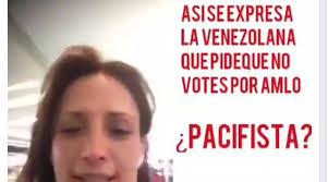 Resultado de imagen para méxico se volverá como venezuela y si vota por amlo