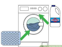 image titled clean rubber bathmats step 8