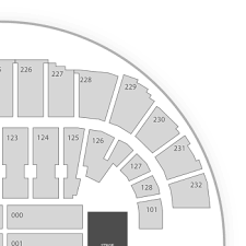 Cajundome Concert Seating Chart Cajundome Seating Chart Concert Map Seatgeek Diy Beds