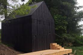 How To Design And Build A Shed Black Shed Project Receives Design Build Award Wsu Insider
