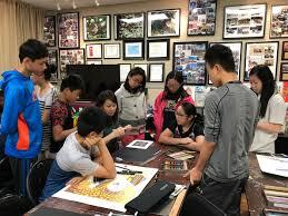 Ska Academy Of Art And Design Meet Leng Kar Chang Of Ska Academy Of Art And Design In