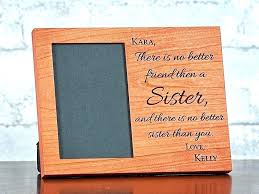si picture frames photo frame sisters 5x7