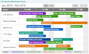 Project Timeline Software - Ant Yradar
