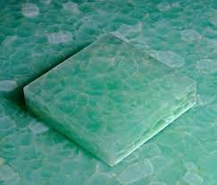bathroom glass floor tiles. Recycled Green Glass Tiles For Bathroom FloorGorgeous And Ecofriendly! Floor L