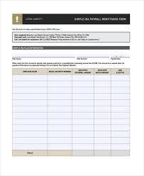 Payroll Forms Printable Payroll Forms