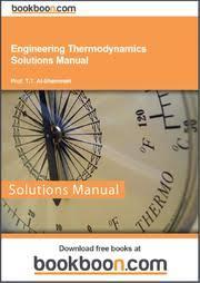 Cengel And Boles Thermodynamics Solutions Manual