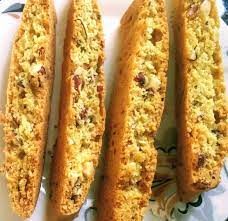 Rosemary and Almond Biscotti – Baker Without Borders