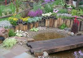 Small Picture Best 25 Sleepers garden ideas on Pinterest Railway sleepers