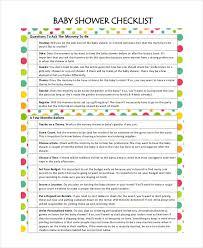 Baby Shower Planning List Under Fontanacountryinn Com