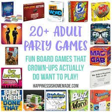 20 fun board games for s party time these 20 board games