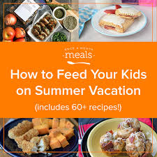 kids on summer vacation