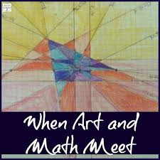 all the directions for creating art using linear equations and slope in this blog post