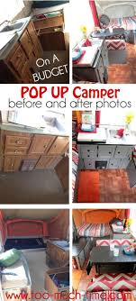 best ideas about coleman tent trailers cool pop up camper renovation on a budget too much time on my hands bloglovin