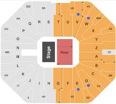Don Haskins Center El Paso Seating Chart Don Haskins Center Tickets With No Fees At Ticket Club