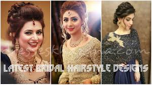 Wedding Hairstyles For Brides 2017 Latest Bridal Hairstyles Outlook