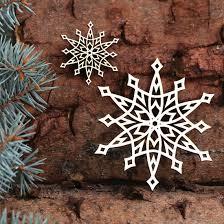 Baumschmuck 2er Sets Weihnachtssterne Sterne Baumbehang Deko Aus Holz Für Weihnachten Bütic Gmbh