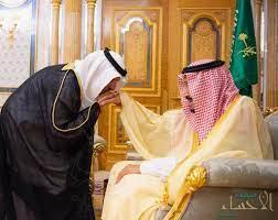 """بالصور … سمو """"وزير الطاقة"""" الأمير عبدالعزيز بن سلمان يؤدي القسم أمام """"خادم  الحرمين""""   صحيفة الأحساء نيوز"""