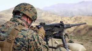 Marine Gunners Marines Gain Valuable Combat Skills From Machine Gunners Course