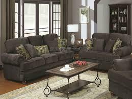 Colton Smokey Gray Living Room Set Coaster 02