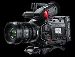 Blackmagic Design Ursa Mini Blackmagic Design Announces New Ursa Mini Pro 4 6k Camera
