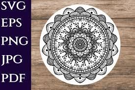 Half mandala svg, meditation mandala svg, mandala monogram svg, split mandala svg cut files for cricut. 71 Mandala Png Designs Graphics