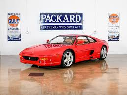In the racing realm, ferrari offered a $30,000 challenge option, originally installed by dealers. 1995 Ferrari F355 Berlinetta Reimel Motor Cars