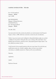 Resignation Letter Format In Banking Sample Job Application Cover