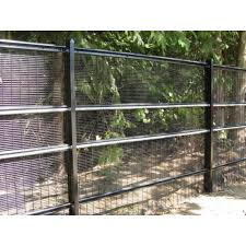 wireworks anticlimbwelded wire fence welded wire fence3 wire