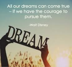 Pursue Your Dreams Quotes Best of Graphic Quote Pursue DreamsDisney SFDivorceCoach