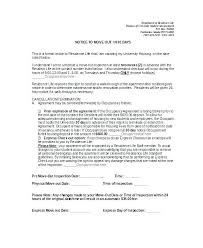 Notice To Vacate Apartment Template Day Move Out Letter Of Intent ...