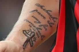Význam A Smysl Tetování Fotbalistů 2