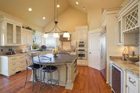 Down lighting ideas Track Furniture Mesmerizing Kitchen Island Chandeliers Ideas Lighting Chandelier Classic White Painted Wooden Mixed Down Light Branched The Symposium Group Image 9846 From Post Kitchen Island Chandelier Ideas With Buy