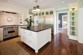 Kitchen Dark Designs Traditional Painted Cabinets Center Island