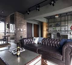 Image Ivchic Bachelor Pad Industrial Interior Designs Next Luxury Top 50 Best Industrial Interior Design Ideas Raw Decor Inspiration