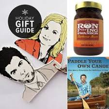 treat yo self with these parks and recreation gifts