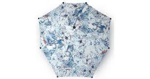 Купить противоштормовой <b>зонт</b>-<b>трость Senz Original Blue</b> With a ...