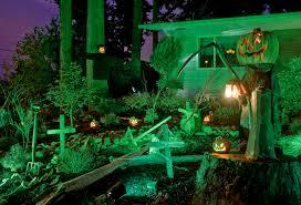halloween lighting ideas. Our Top Favorite Halloween Light Displays In Christmas Outdoor Lights Walmart Pumpkin Graveyard With Lighting Ideas