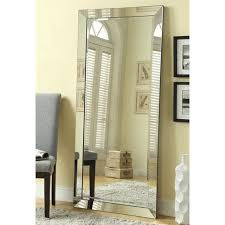 silver floor mirror. Silver Glass Floor Mirror R