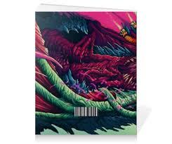 <b>Тетрадь на клею</b> Hyper Beast #1342919 от Никита Узумаки