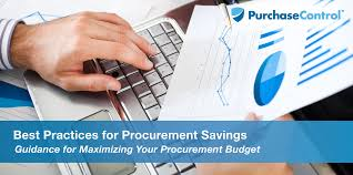 Best Practices for Procurement Savings | PurchaseControl Software