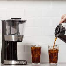 Enjoy your refreshing cold brew! Testing Cuisinart Automatic Cold Brew Coffeemaker