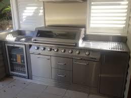 stainless steel outdoor kitchen 23