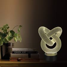 full size of optical illusion led table night light usb cable battery powered lights operated desk