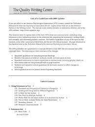 14 Apa Style Guidelines Citation Apa Style