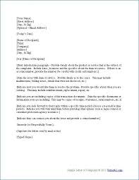 Complaint Letter Sample Letters With Must Know Tips Easy Ask Readers