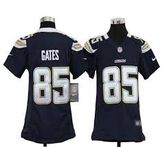 Jersey Blue Womens Wilson Navy Nfl Game Home Diego Jimmy San 27 Chargers
